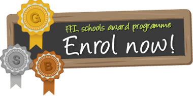 FFL award scheme - enrol now!