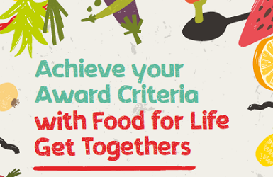 Achieve your Award Criteria with Get Togethers