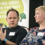 Henry Dimbleby speaking at Food for Life conference