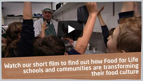 Watch this short film to find out how FFLP transforms school food culture